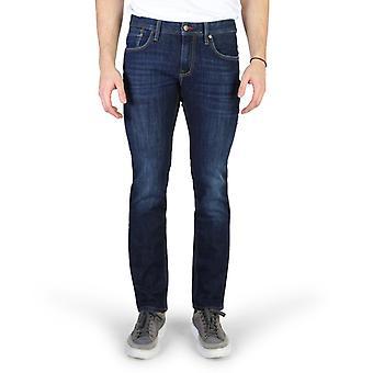 Tommy hilfiger men's jeans blue mw0mw02382