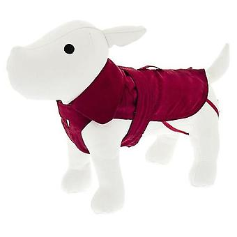 Ferribiella Trench Italian Style Red (Dogs , Dog Clothes , Coats and capes)