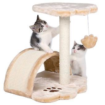 Trixie Vitoria naarmuuntumisen postitse 43 Cm. (kissat, leikkikalu, lähtöviiva asettaa)