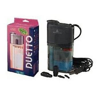 Aquarium Systems Dj filter Duetto 150 (Fish , Filters & Water Pumps , Internal Filters)