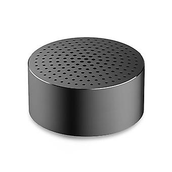 Aluminum alloy portable mini bluetooth speaker for cell phone tablet