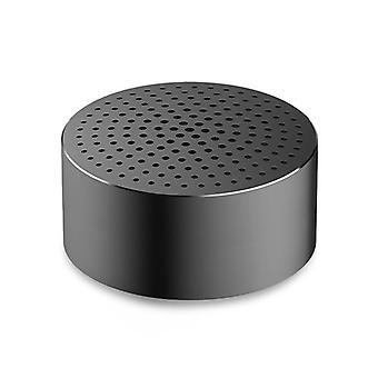 سبائك الألومنيوم المحمولة مكبر الصوت بلوتوث مصغرة لقرص الهاتف الخليوي