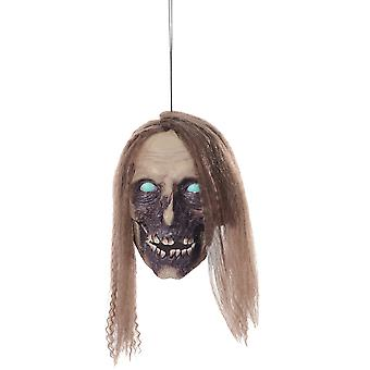 Hanging Head Animated Prop