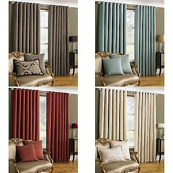 Riva Home Devere Ringtop Curtains