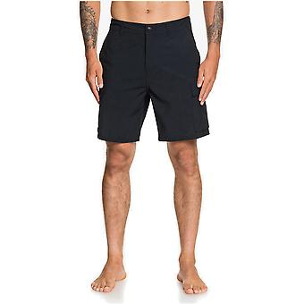 Quiksilver Rogue Amphibian 19 Amphibian Shorts in Black