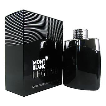 Legend för män av mont blanc 3.3 oz eau de toilette spray