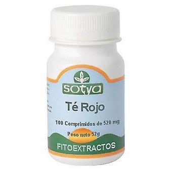 Sotya Red Tea 100 Tablets