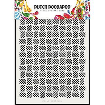الهولندية Doobadoo الهولندية قناع الفن نمط لوس A5 470.715.134