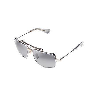 Dita Symeta-Type 403 DTS126 01 Black-Palladium-White Gold/Dark Grey Gradient Sunglasses