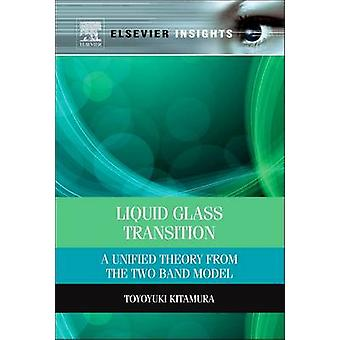 Liquid Glass Transition A Unified Theory from the Two Band Model by Kitamura & Toyoyuki