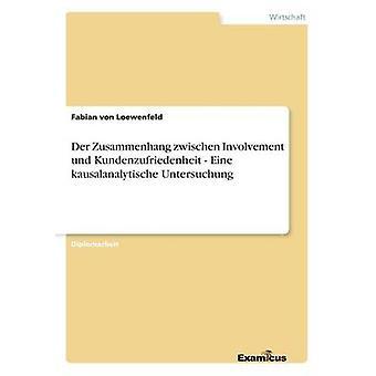 Der Zusammenhang zwischen Involvement und Kundenzufriedenheit  Eine kausalanalytische Untersuchung by von Loewenfeld & Fabian