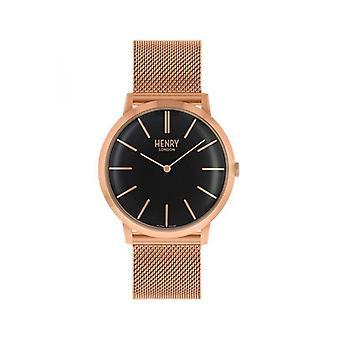 Unisex Watch Henry London HL40-M0254 (40 mm)
