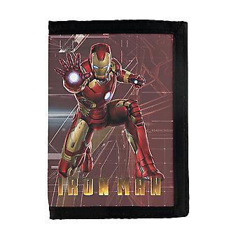 Monedero Iron Man