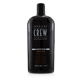 American Crew Men Fortifying Shampoo (Daily Shampoo For Thinning Hair) 1000ml/33.8oz