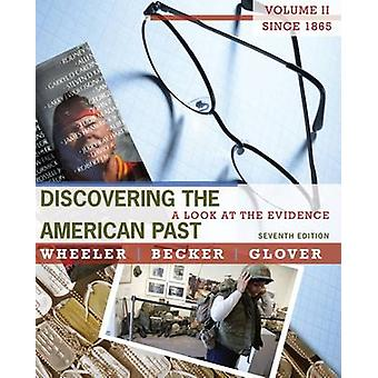 Discovering the American Past - A Look at the Evidence - Volume II - Sin