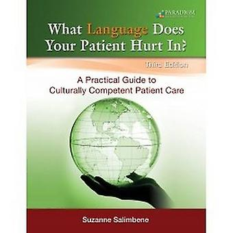 What Language Does Your Patient Hurt in? - Text (3rd Revised edition)