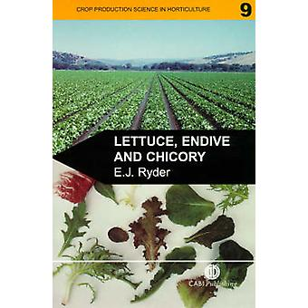 Lettuce - Endive and Chicory by E.J. Ryder - 9780851992853 Book