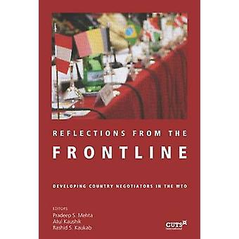Reflections from the Frontline - Developing Country Negotiators in the
