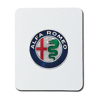 Alfa Romeo 2015 Logo Mouse Pad