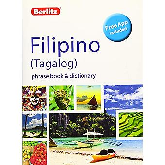 Berlitz Phrase Book & Dictionary Filipino (Tagalog) (Bilingual di