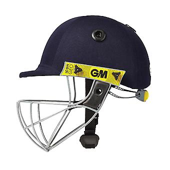 Gunn & Moore 2019 Purist Geo II Cricket Batting Helmet Navy - Junior