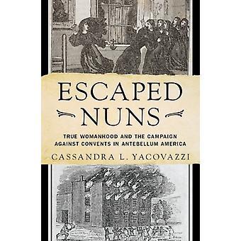 Escaped Nuns by Cassandra Yacovazzi