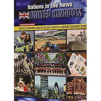 United Kingdom by Jennifer L Rowan - 9781422242520 Book