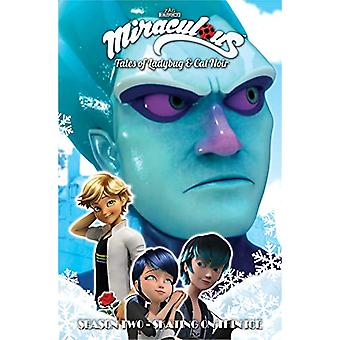 Miraculous - Tales of Ladybug and Cat Noir - Season Two - Skating on Th
