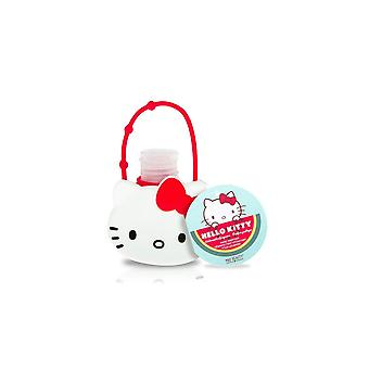 Mad beauty hello kitty watermelon silicone hand sanitizer