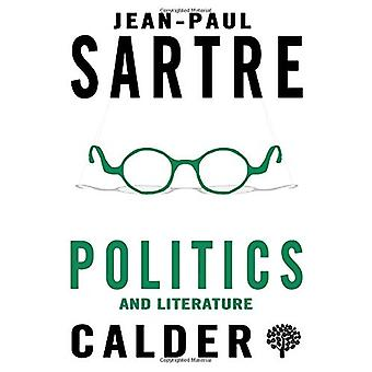 Politics and Literature by Jean-Paul Sartre - 9780714549156 Book