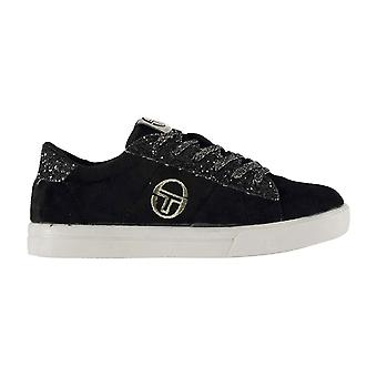 Sergio Tacchini Now Velvet Infant Girls Trainers
