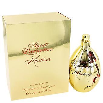 Agent Provocateur Maitresse Eau De Parfum Spray por Agent Provocateur 3.4 oz Eau De Parfum Spray