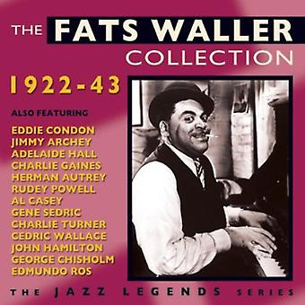 Fats Waller - Fats Wallercollection 1922-43 [CD] USA import