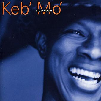 Keb Mo' - Slow Down [CD] USA import