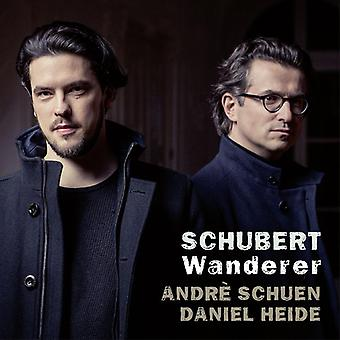 Schubert / Heide - Wanderer [CD] USA import