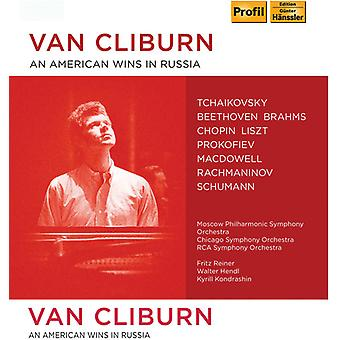An American Wins In Russia [CD] USA import