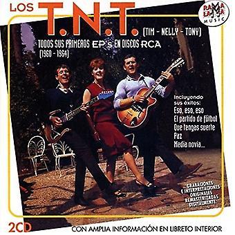 Todos Sus Primeros Ep's (1960-1964) [CD] USA import