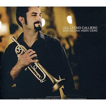 Guillermo Calliero - Barcelona Hora Cero [CD] USA import