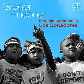 El Violin Latino Vol.3 - Los Sonadores [CD] USA import