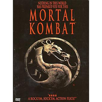 Mortal Kombat [DVD] USA import