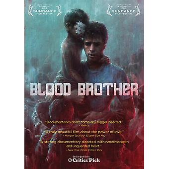 Blood Brother [DVD] USA import