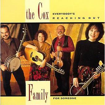 Cox Family - Everybody's Reaching Out for S [CD] USA import