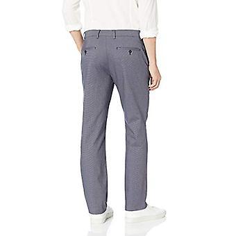 Märke - Goodthreads Men&s Slim-Fit Modern Comfort Stretch Chino Pant, Navy, 31W x 32L