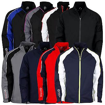 Sunderland Mens Vancouver Pro Waterproof Lightweight Breathable Golf Jacket