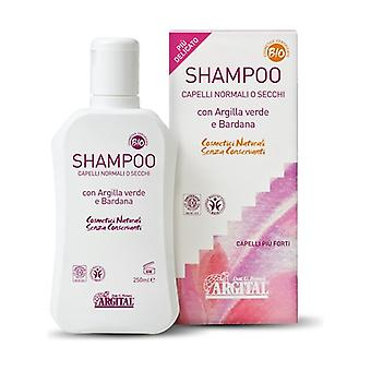 Green Clay And Burdock Shampoo 250 ml