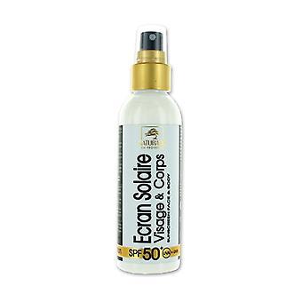Protection du corps et du visage SPF50+ Bio 100 ml