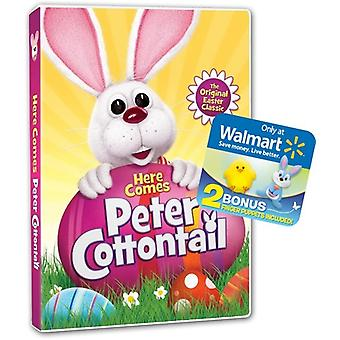Here Comes Peter Cottontail (2014 Repackage) [DVD] USA import