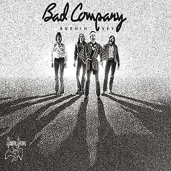 Bad Company - Burnin Sky [CD] USA import