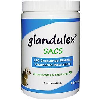 JTPharma Glandulex 120 Croquetes (Cães , Complementos e suplementos)
