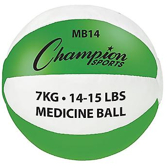 BA051P, Champion Sports Rubber Soccer Ball - Taille 3